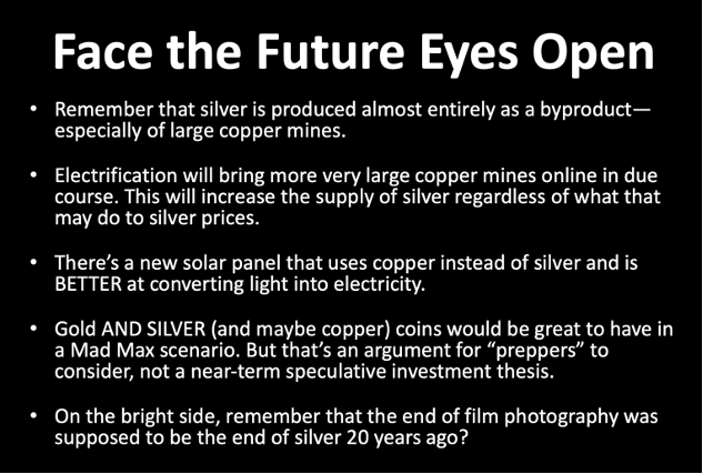 Face the Future Eyes Open